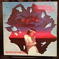 Sepultura - Schizophrenia LP Tape / Vinyl / CD / Recording etc