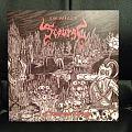 "The Satan's Scourge - Of Kaos And Karnage 7"" Tape / Vinyl / CD / Recording etc"