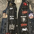 Toxic Holocaust - Battle Jacket - Toxc Holocaust signed