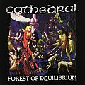 "Cathedral ""Forest of Equilibrium"" t-shirt"
