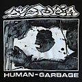 "Dystopia ""Human = Garbage"" longsleeve"