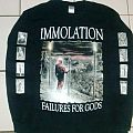 Immolation - TShirt or Longsleeve - immolation longsleeve