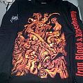 Angelcorpse - TShirt or Longsleeve - iron,blood and blasphemy