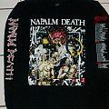 Napalm Death - TShirt or Longsleeve - napalm death utophia longsleeve
