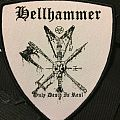 Hellhammer - Patch - Hellhammer sheild patch