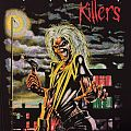 Iron Maiden - Patch - Iron Maiden-Killers back patch