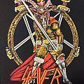 Slayer - Patch - Slayer-Show No Mercy back patch