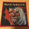 Iron Maiden - Pin / Badge - Iron Maiden-Purgatory