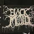 Black Mold Logo patch