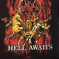 Slayer - Patch - Slayer-Hell Awaits back patch