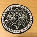 Nightbringer - Patch - Nightbringer logo patch