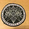Nightbringer logo patch