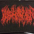 Blood Incantation - Patch - Blood Incantation logo patch