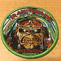 Iron Maiden - Patch - Iron Maiden-Aces High patch