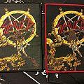 Slayer - Patch - Slayer-Hell Awaits patch