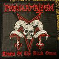 Proclamation - Patch - Proclamation Advent of the Black Omen patch