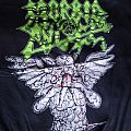 Morbid Angel European Sickness Part 2 Tour 1992. Sleeveless TS, L, Rare!