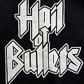 Hail of Bullets, Logo Sweater, thick quality