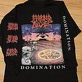 Morbid Angel - Domination LS XL - Original 1995 Print TShirt or Longsleeve
