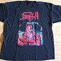 Death - TShirt or Longsleeve - Death - Scream Bloody Gore - reprint - TS XL