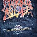 Morbid Angel - TShirt or Longsleeve - Morbid Angel - Abominations of Desolation, Original Print, Sleeveless TS M/L