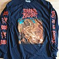 Morbid Angel - Blessed Are The Sick licensed reprint - LS XL TShirt or Longsleeve