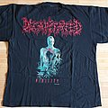 SOLD - Decapitated - Nihility European Tour 2002 - TS XL