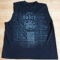 Vader - Necropolis Funeral Nation Tour 2009, Sleeveless TS L/XL TShirt or Longsleeve