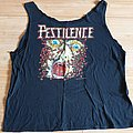 Pestilence - Consuming Impulse 1989 Original print - Rough Cut Sleeveless TS L