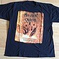 Malevolent Creation - TShirt or Longsleeve - Malevolent Creation - Envenomed European Tour 2002 - TS XL