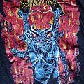 Malevolent Creation - TShirt or Longsleeve - Malevolent Creation Ten Commandments, 1991 European Tour shirt