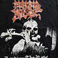 Morbid Angel, Blessed Are The Sick 1992 original tour shirt. Sleeveless. Rare!