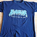 Krabathor - TShirt or Longsleeve - Krabathor - Torn Apart European Tour 1998 - Blue TS XL - Rare!