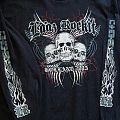 Laaz Rockit, Dynamo Open Air Holland 2005 single show shirt! 2005