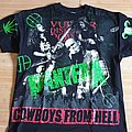 Pantera - Cobows from hell/Vulger Display of Power all over print TS XL, like new!