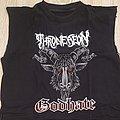 Throneaon - TShirt or Longsleeve - Throneaon - Godhate, Sleeveless TS - L/XL - Rare!