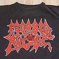 Morbid Angel - TShirt or Longsleeve - Morbid Angel 3 Crosses + Logo, Original Print, TS XL