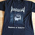 Insidius - TShirt or Longsleeve - Insidius - Shadows of Humanity TS XL