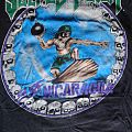 Sacred Reich Surf Nicaragua original Sleeveless TS 1988