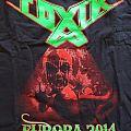 Toxik European Tour 2014 TS TShirt or Longsleeve