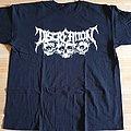 Discreation - TShirt or Longsleeve - Discreation - German Death Metal TS XL