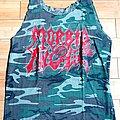 Morbid Angel - TShirt or Longsleeve - Morbid Angel - Logo/Blasphagram Camo rough cut TS sleeveless L