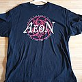Aeon - Taste The Fist Of Hell - TS XL