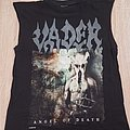 Vader Angel of Death TS Sleeveless, European Tour 2002 - XL  TShirt or Longsleeve