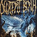 "SOLD - Decrepit Birth ""And Time Begins"" T-shirt"