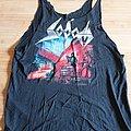 Sodom - TShirt or Longsleeve - Sodom - Ausgebombt original print 1989 - Rough cut sleeveless L