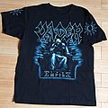 Vader - The Empire European Tour 2016, TS XL, new TShirt or Longsleeve