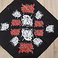SOLD - Morbid Angel - Crucified Bandana Other Collectable