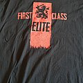 First Class Elite - If you want peace, prepare for war - TS XL TShirt or Longsleeve