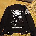 dark denim Battle Jacket